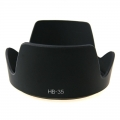 Lens  Hood HB-35 For  Nikon 18-200mm (3rd Party)